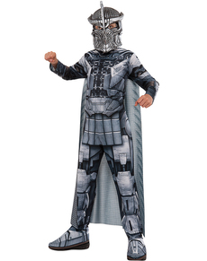 Kostium Shredder Wojownicze Zólwie Ninja dla chlopca