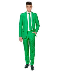 Kostium Solid Green Suitmeister